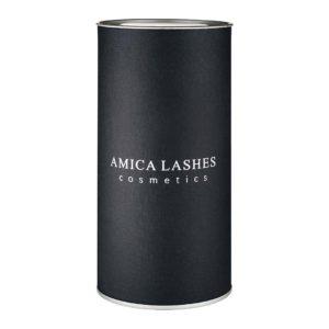 Подарочный тубус Amica Lashes cosmetics