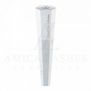 Crystal Clear Adhesive (клей)отDlux Professionalдля фиксации валика (формы) на веко глаза перед процедурой ламинирования ресниц. Заказать с доставкой