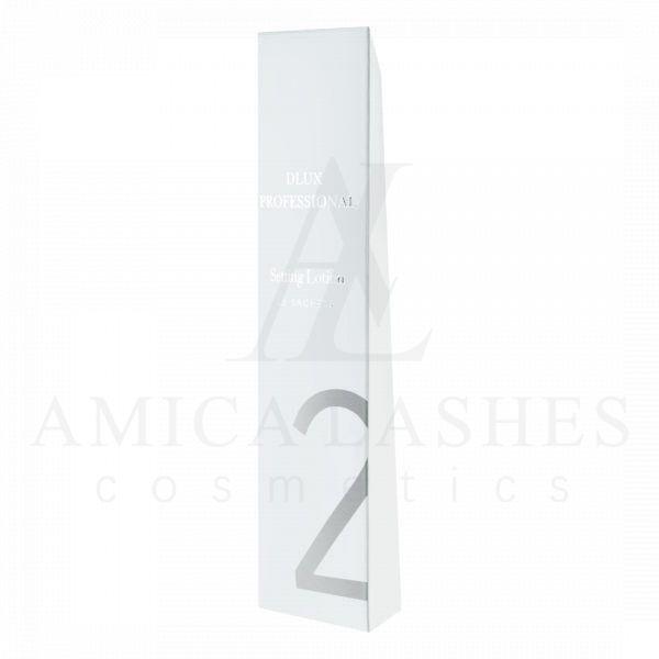Набор составов 2 - 15 шт. DLUX. Набор для ламинирования ресниц Illumination Lift. 3 STEP IN 1 SET