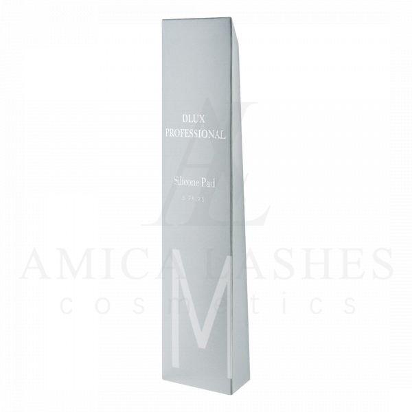 Набор валиков, РАЗМЕР M - 5 пар. DLUX. Набор для ламинирования ресниц Illumination Lift. 3 STEP IN 1 SET