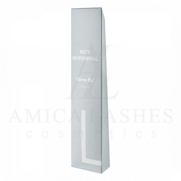 Набор валиков, РАЗМЕР L - 5 пар. DLUX. Набор для ламинирования ресниц Illumination Lift. 3 STEP IN 1 SET